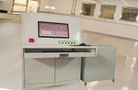 Triscence developed High Speed Fatigue Testing System