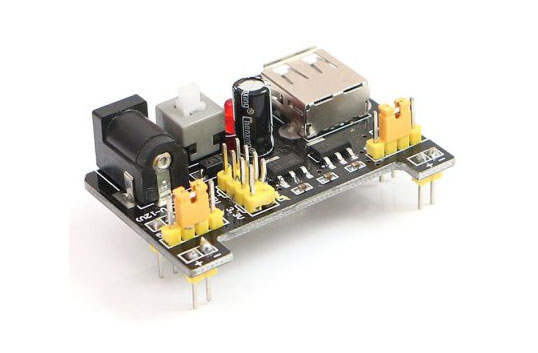 Isolated full bridge MOSFET driver dedicated power supply module